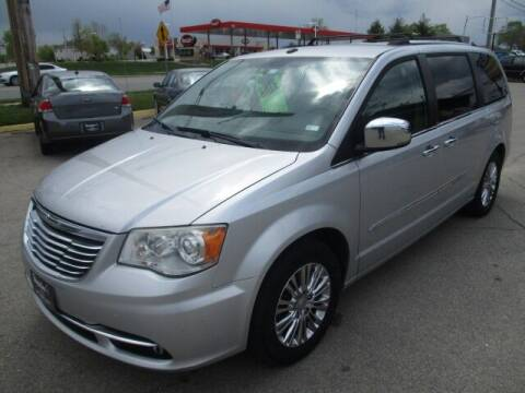 2011 Chrysler Town and Country for sale at King's Kars in Marion IA