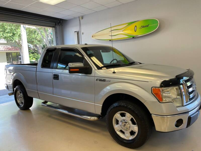 2011 Ford F-150 for sale at Jeep and Truck USA in Tampa FL