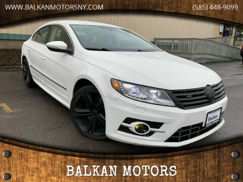 2013 Volkswagen CC for sale at BALKAN MOTORS in East Rochester NY