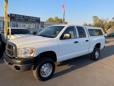 2009 Dodge Ram Pickup 2500 for sale at Black Diamond Auto Sales Inc. in Rancho Cordova CA