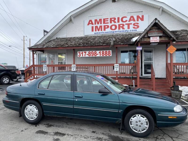 1997 Chevrolet Lumina for sale at American Imports INC in Indianapolis IN