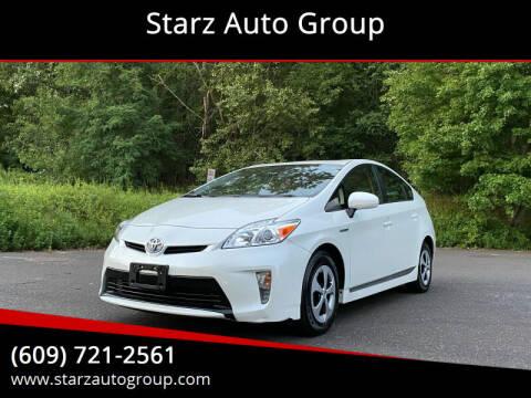 2014 Toyota Prius for sale at Starz Auto Group in Delran NJ
