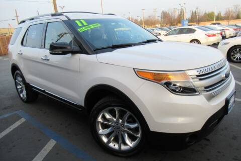 2011 Ford Explorer for sale at Choice Auto & Truck in Sacramento CA