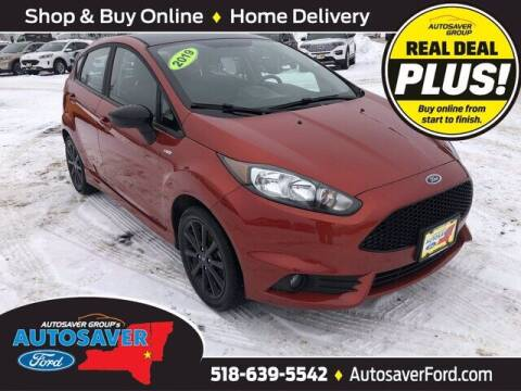 2019 Ford Fiesta for sale at Autosaver Ford in Comstock NY