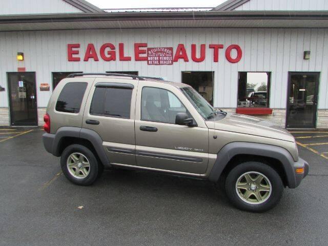 2003 Jeep Liberty for sale at Eagle Auto Center in Seneca Falls NY