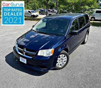 2014 Dodge Grand Caravan for sale at Brothers Auto Sales of Conway in Conway SC