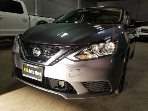2018 Nissan Sentra for sale at 916 Auto Mart ONLY $399 DOWN!!!* in Sacramento CA