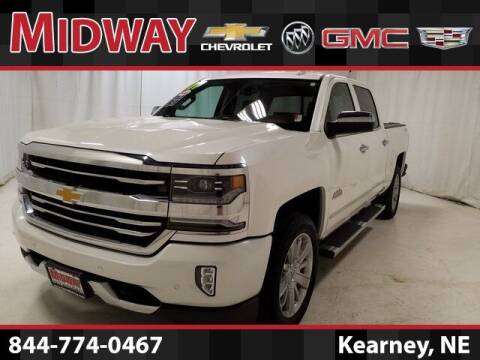 2017 Chevrolet Silverado 1500 for sale at Midway Auto Outlet in Kearney NE
