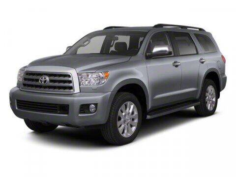 2012 Toyota Sequoia for sale at Quality Toyota in Independence KS