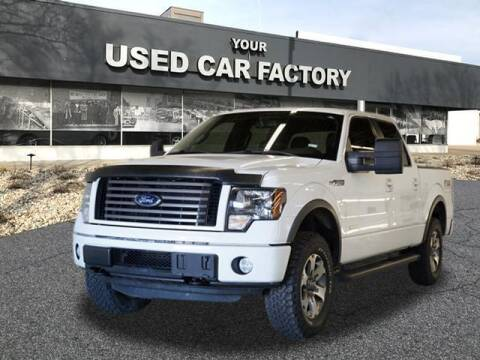 2012 Ford F-150 for sale at JOELSCARZ.COM in Flushing MI