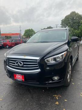 2015 Infiniti QX60 for sale at Autoplex MKE in Milwaukee WI