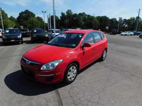 2011 Hyundai Elantra Touring for sale at Paniagua Auto Mall in Dalton GA