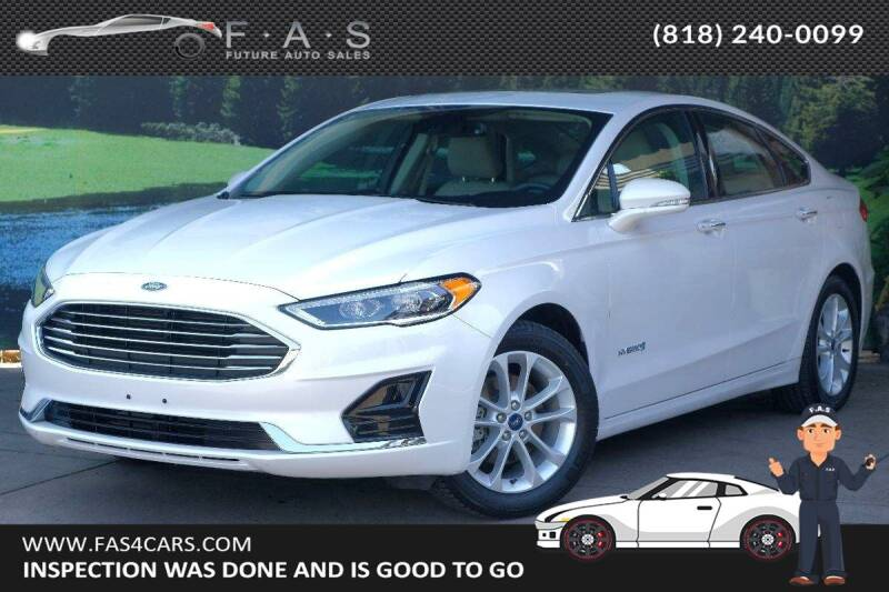2019 Ford Fusion Hybrid for sale at Best Car Buy in Glendale CA