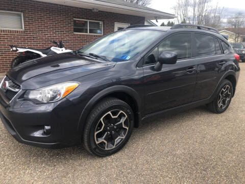 2013 Subaru XV Crosstrek for sale at MYERS PRE OWNED AUTOS & POWERSPORTS in Paden City WV