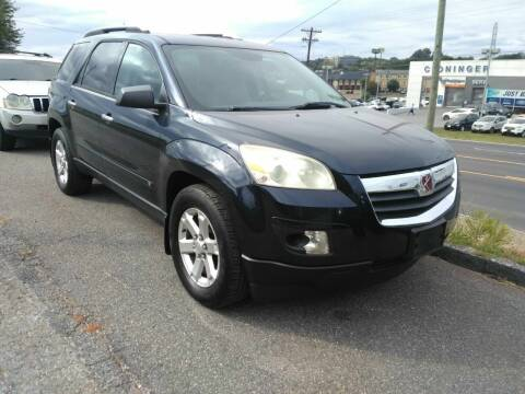 2008 Saturn Outlook for sale at Hillside Motors Inc. in Hickory NC