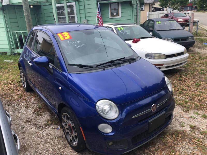 2013 FIAT 500 for sale at Castagna Auto Sales LLC in Saint Augustine FL