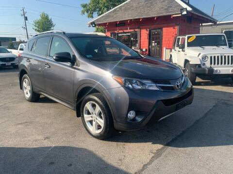 2014 Toyota RAV4 for sale at Mass Auto Exchange in Framingham MA