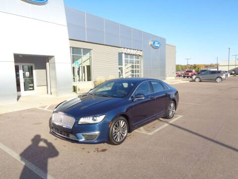 2017 Lincoln MKZ for sale at Herman Motors in Luverne MN