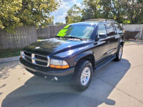 2003 Dodge Durango for sale at Harold Cummings Auto Sales in Henderson KY