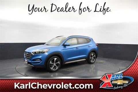 2018 Hyundai Tucson for sale at Karl Pre-Owned in Glidden IA