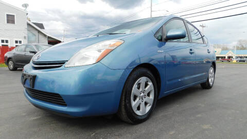 2007 Toyota Prius for sale at Action Automotive Service LLC in Hudson NY