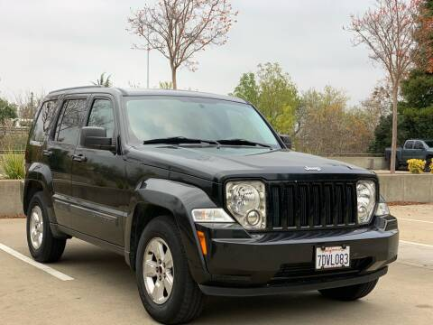 2012 Jeep Liberty for sale at AutoAffari LLC in Sacramento CA