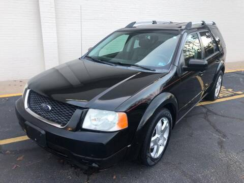 2007 Ford Freestyle for sale at Carland Auto Sales INC. in Portsmouth VA