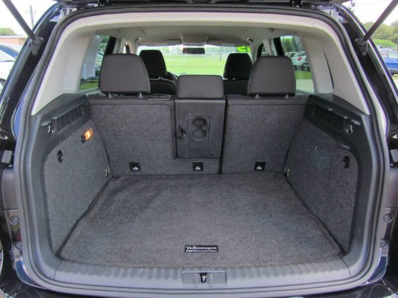 2015 Volkswagen Tiguan S 4dr SUV - Lakeland FL