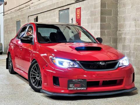 2012 Subaru Impreza for sale at Haus of Imports in Lemont IL