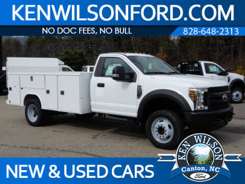 2019 Ford F-450 Super Duty for sale at Ken Wilson Ford in Canton NC
