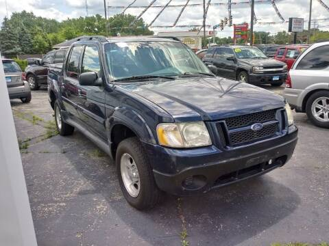 2003 Ford Explorer Sport Trac for sale at Arak Auto Group in Bourbonnais IL