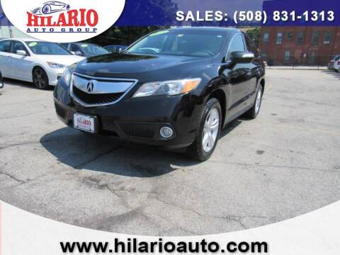 2015 Acura RDX for sale at Hilario's Auto Sales in Worcester MA