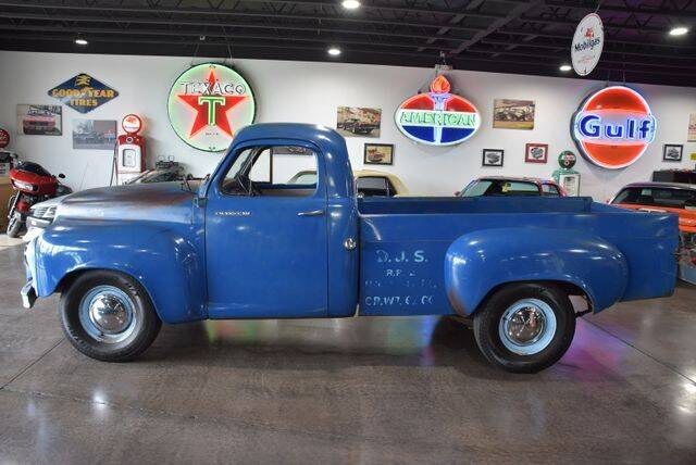 1956 Studebaker Transtar half ton PU for sale at Choice Auto & Truck Sales in Payson AZ