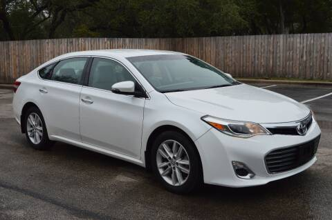 2013 Toyota Avalon for sale at Coleman Auto Group in Austin TX