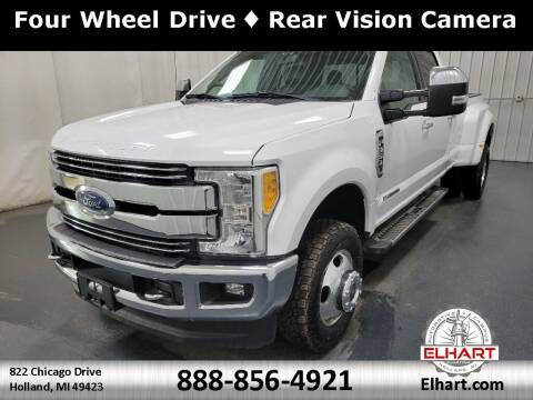 2017 Ford F-350 Super Duty for sale at Elhart Automotive Campus in Holland MI