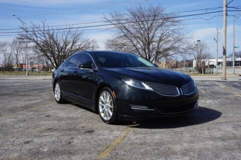 2015 Lincoln MKZ Hybrid for sale at O T AUTO SALES in Chicago Heights IL