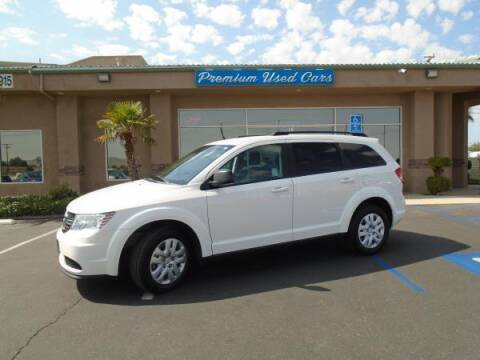2018 Dodge Journey for sale at Family Auto Sales in Victorville CA