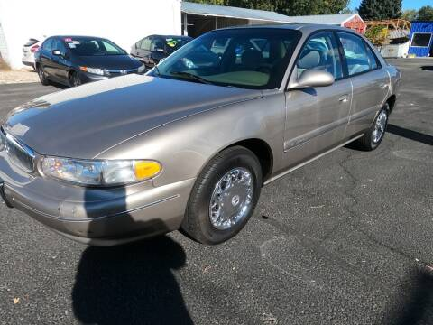 2002 Buick Century for sale at StarCity Motors LLC in Garden City ID