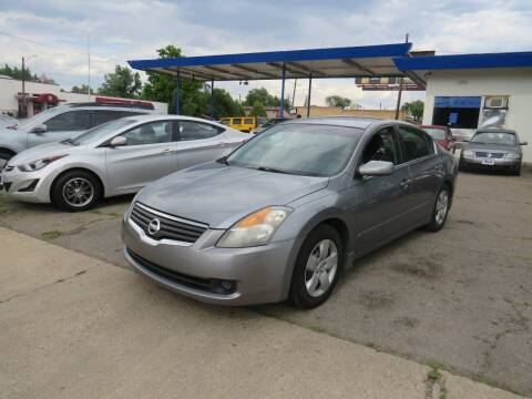 2008 Nissan Altima for sale at Nile Auto Sales in Denver CO