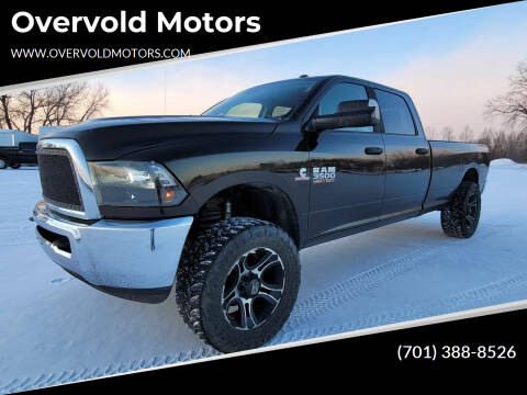 2014 RAM Ram Pickup 3500 for sale at Overvold Motors in Detriot Lakes MN