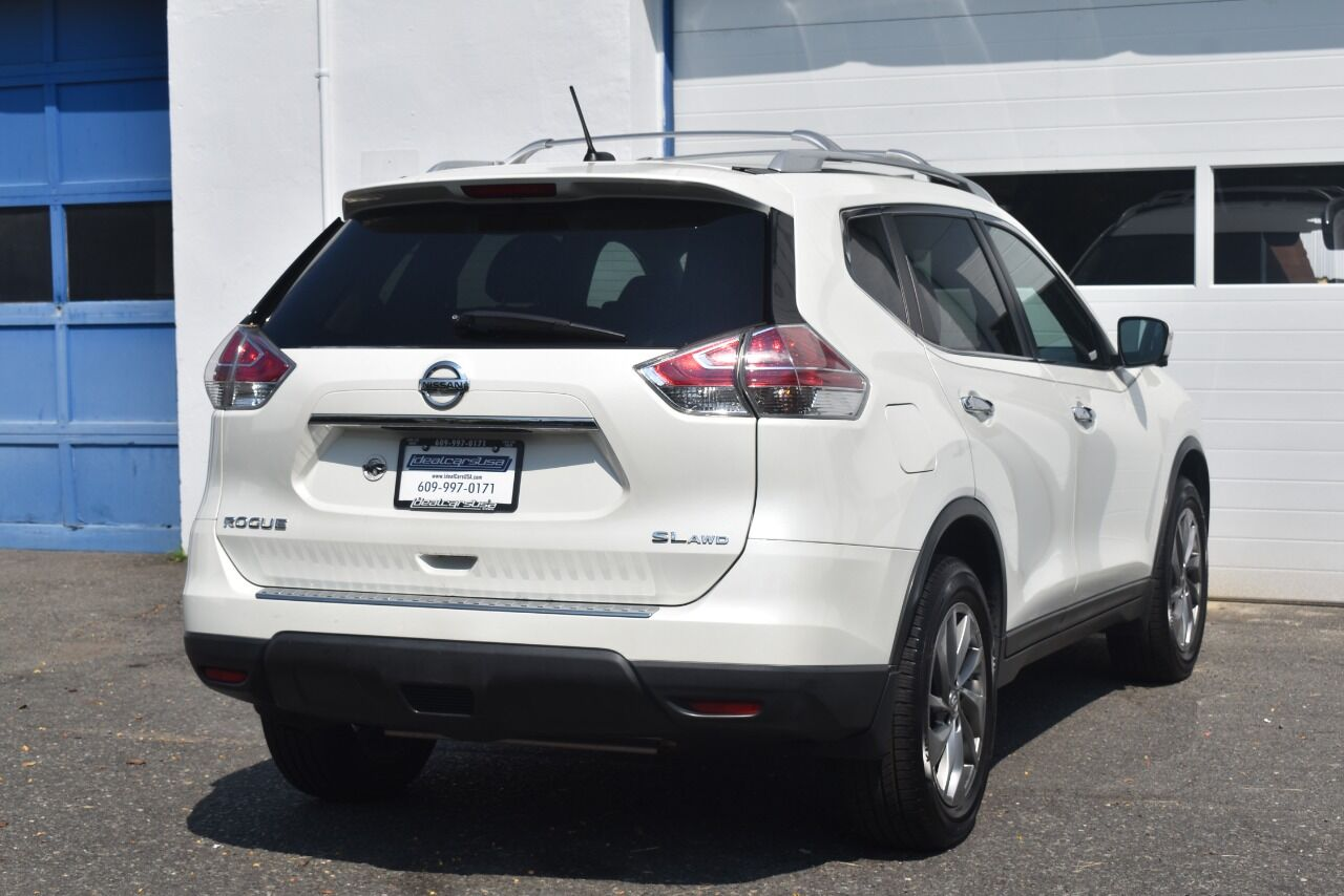 2015 Nissan Rogue SL AWD 4dr Crossover full