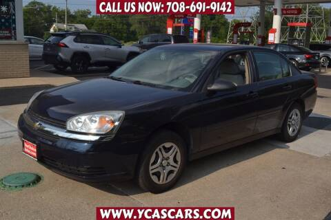 2005 Chevrolet Malibu for sale at Your Choice Autos - Crestwood in Crestwood IL