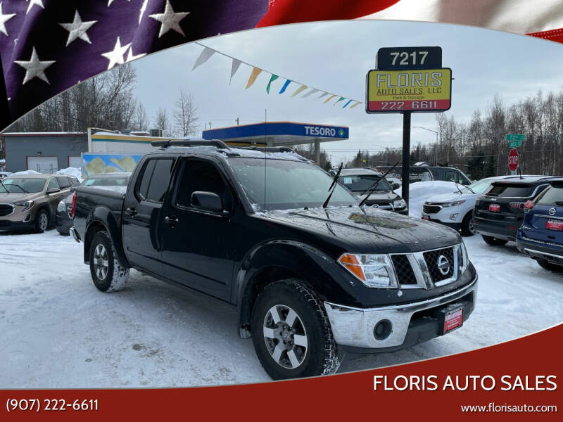 2012 Nissan Frontier for sale at FLORIS AUTO SALES in Anchorage AK