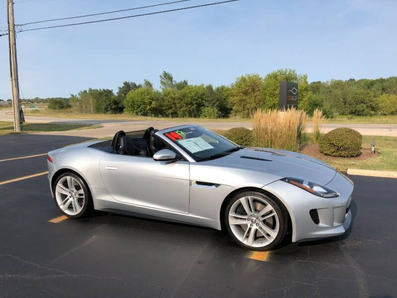 2014 Jaguar F-TYPE for sale at Fox Valley Motorworks in Lake In The Hills IL