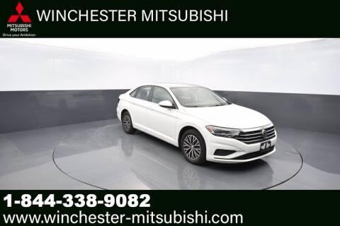 2019 Volkswagen Jetta for sale at Winchester Mitsubishi in Winchester VA