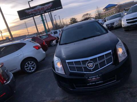 2010 Cadillac SRX for sale at Washington Auto Group in Waukegan IL