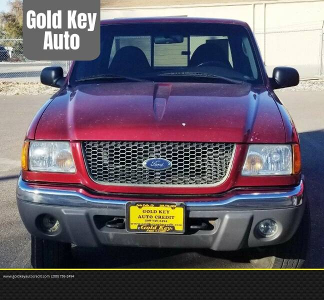 2003 Ford Ranger for sale at G.K.A.C. Car Lot in Twin Falls ID