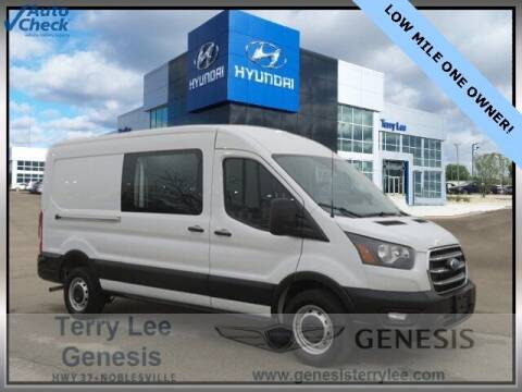 2020 Ford Transit Cargo for sale at Terry Lee Hyundai in Noblesville IN