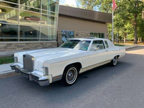 1979 Lincoln Continental for sale at Classic Car Deals in Cadillac MI