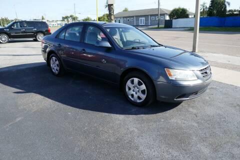 2009 Hyundai Sonata for sale at J Linn Motors in Clearwater FL